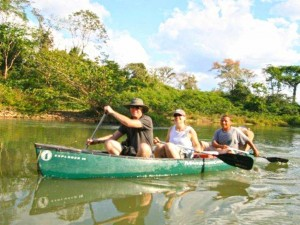 belize-river-canoeing